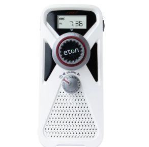 Etón American Red Cross FRX2 Compact Weather Radio Front View