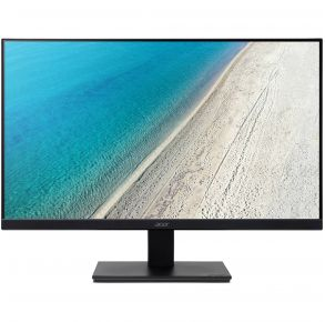 "Acer 27"" 2560x1440 Monitor - Black Front View"
