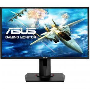 "ASUS 24"" VG248QG Gaming Monitor - Black Front View"