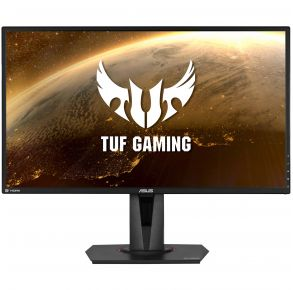 """ASUS 27"""" VG27AQ TUF Gaming  HDR Gaming Monitor  Front View"""