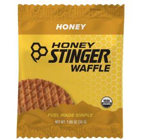 HONEY STINGER Waffle - Honey Front View