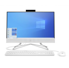 """HP 23.8"""" All-in-One Touchscreen Desktop Front View"""