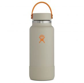 Hydro Flask Timberline Limited Edition 32 oz. Wide Mouth Bottle - Snowshoe Front View