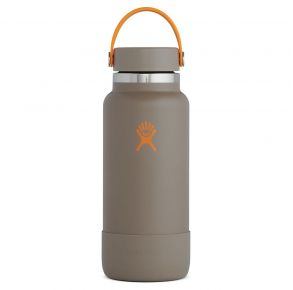 Hydro Flask Timberline Limited Edition 32 oz. Wide Mouth Bottle - Woodstove Front View