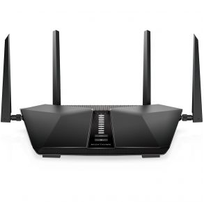 NETGEAR Nighthawk RAX6 6-Stream WiFi 6 Router Front View