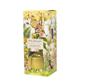 Michel Design Works Honey and Clover Home Fragrance Diffuser Left Side View