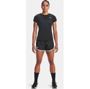 Under Armour Womens UA Fly-By 2.0 Shorts Front View