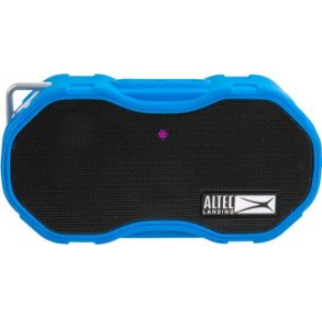 Altec Lansing Baby Boom XL Portable Bluetooth Speaker - Royal Blue Front View