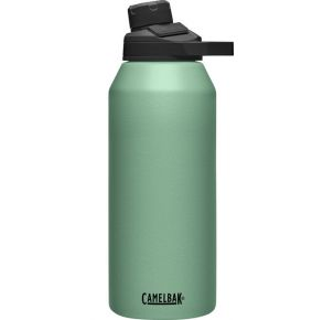 CAMELBAK 40 oz. Chute Mag Bottle - Moss Front View