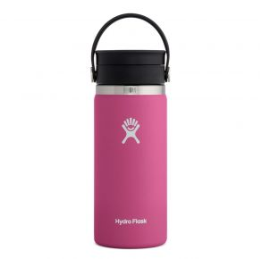 Hydro Flask 16 oz. Coffee with Flex Sip Lid - Carnation Front View