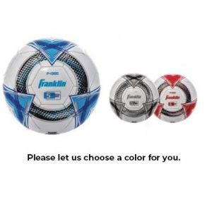 Franklin Sports Comp 1000 Soccer Ball - Size 5 Front View
