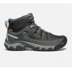 KEEN Womens Targhee III Waterproof Mid Hiking Boot Right Side View