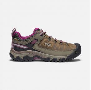 KEEN Womens Targhee III Waterproof Low Hiking Boot Right Side View