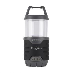 Nite Ize Radiant 200 Collapsible Lantern + Flashlight Front View