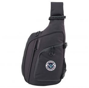 DHS Sling Bag Front View