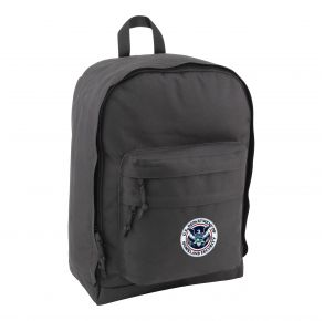 DHS Backpack Front View