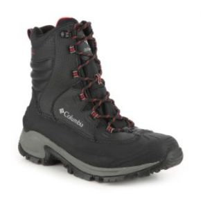 Columbia Mens Bugaboot III Snow Boot Slight Right View