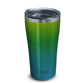 tervis Stainless Steel Tumbler With Slider Lid - 20 oz. - Sour Apple Front View