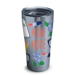 Tervis  Happy Everything! - Mom Mode Stainless Steel Tumbler with Slider Lid - 20 oz. Front View