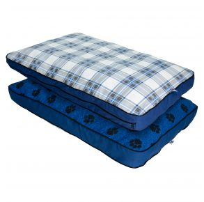 MyPillow Dog Bed - Size Small Angle View