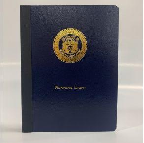Coast Guard Academy Running Light Training Handbook Front View