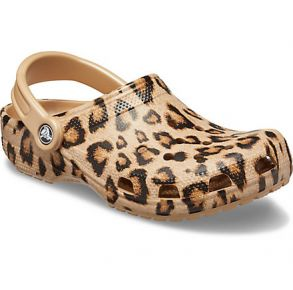 Crocs Classic Printed Clog Right Angle View