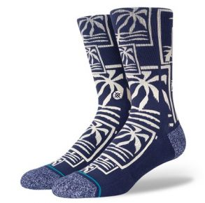 Stance Squall Crew Sock Front View
