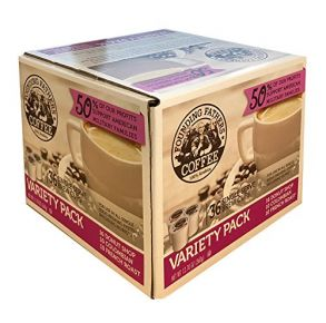 Founding Fathers Coffee Variety Pack - 36 Count Front View