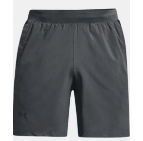 """Under Armour Mens UA Launch Run 7"""" Shorts Front View"""