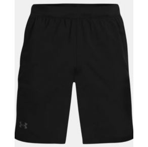 """Under Armour Mens UA Launch Run 9"""" Shorts Front View"""