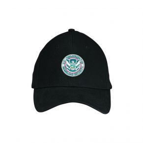 DHS Fitted Cap - Solid Front View