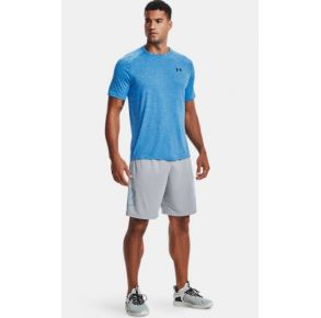 Under Armour Mens UA Tech Graphic Shorts Front View