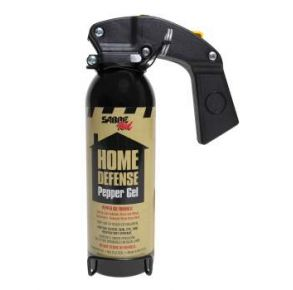 Rothco Sabre Home Defense Pepper Gel Front View