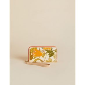 Spartina 449 Wallet - Honey Horn Front View