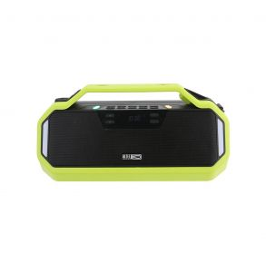 ALTEC LANSING Stormchaser Emergency Wireless Speaker Front View