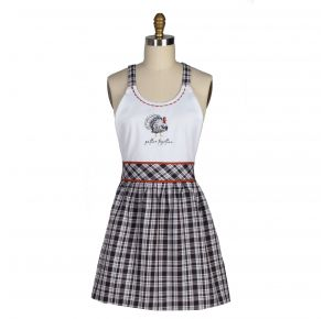 KAY DEE DESIGNS Apron - Gather Together Front View