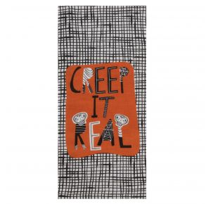 KAY DEE DESIGNS Kitchen Towel - Creep It Real Front View