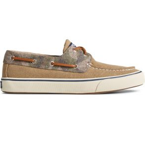 SPERRY Mens Bahama II Camo Sneaker Right Side View