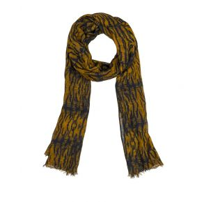 Patricia Nash Scarf - Tiger Print Front View