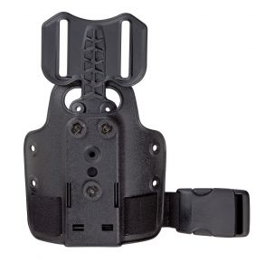 Safari land Single Strap Leg Shroud with DFA black