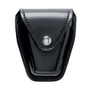 Safariland Duty Gear Black Snap Flap Top Handcuff Pouch (FINE-TAC)