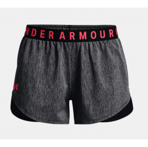 Under Armour Womens UA Play Up Shorts 3.0 Twist Front View