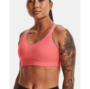 Under Armour Womens UA Infinity Mid Sports Bra Front View