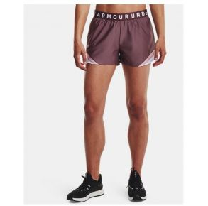 Under Armour Womens UA 3.0 Tri Color Shorts Front View