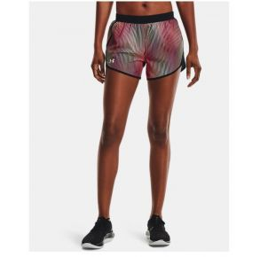Under Armour Womens UA Fly-By 2.0 Chroma Shorts Front view