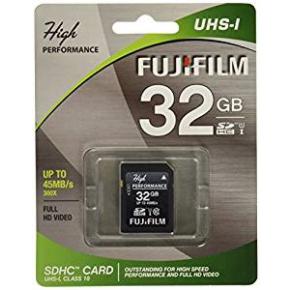Fuji Memory Card 32GB