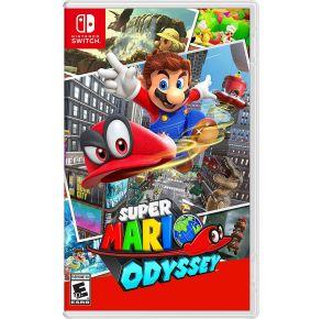 Nintendo Super Mario Odyssey (Nintendo Switch)