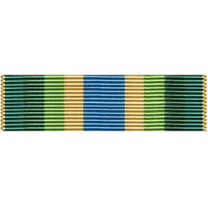 Ribbon Unit: Armed Forces Service Medal
