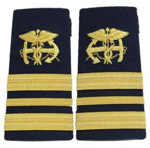 3/4 Enhanced Public Health Lieutenant Commander
