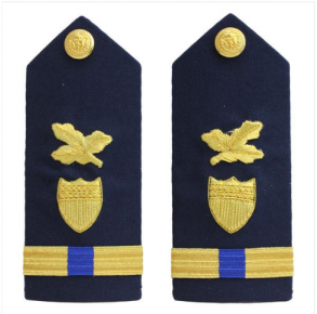 Hard Shoulder Boards WO4 F&S